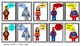 (Lego like) Super Hero Contraction Games