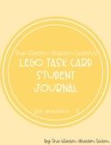 Lego Task Card Journal