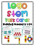 Lego Task Cards- Numbers