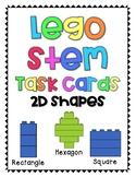 Lego Task Cards - Shapes