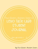 Lego Task Cards and Journal Bundle