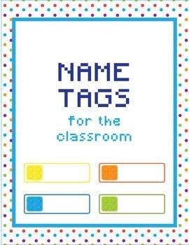 Lego Theme Name Tags