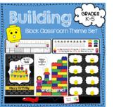 Building Block Themed Classroom