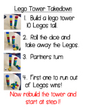 Lego Tower Takedown