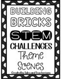 Building Blocks Vignette Challenge: Teach Theme While Building a Scene!
