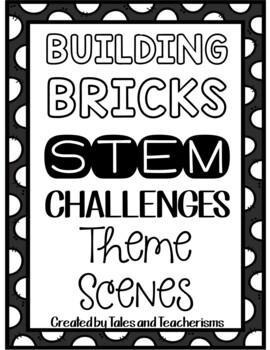 Lego Vignette Challenge: Teach Theme While Building a Lego Scene!