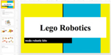 Lego We Do Robotics Unit