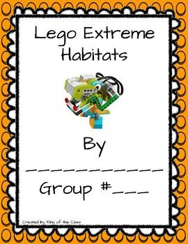 Lego WeDo 2.0 Extreme Habitats