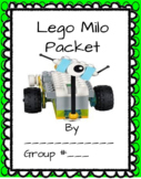 Lego WeDo 2.0 Milo Getting Started Lab Sheets