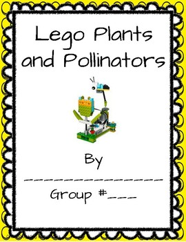 Lego WeDo 2.0 Plants and Pollinators