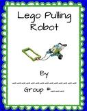 Lego WeDo 2.0 Pulling Robot Lab sheets