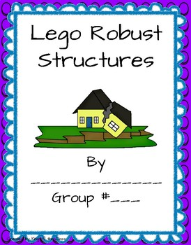 Lego WeDo 2.0 Robust Structure Lab Sheets