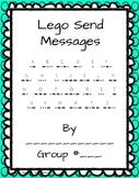 Lego WeDo 2.0 Send Messages