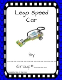 Lego WeDo 2.0 Speed Race Car Lab Sheets