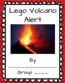 Lego WeDo 2.0 Volcano Alert