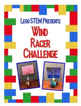 Lego Wind Racer STEM Challenge