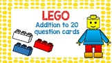 Lego themed addition to 20 challenge cards