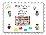 Legomania- a fun math game for LEGO lovers