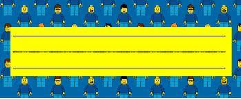 Legos name