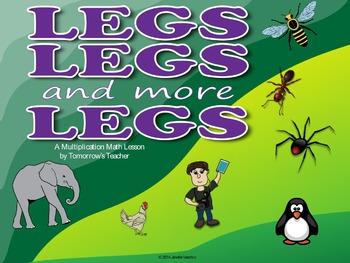 Legs, Legs, and More Legs