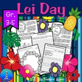 Lei Day Literacy Task