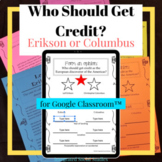 Leif Erikson or Columbus: Who Should Get Credit? for Googl