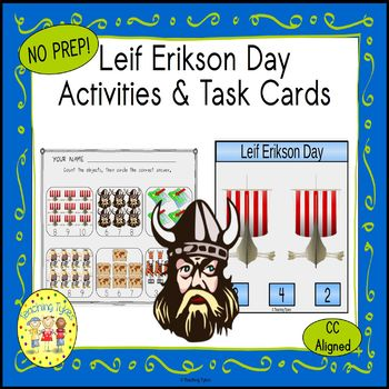 Leif Ericksson Worksheets Activities Games Printables and More