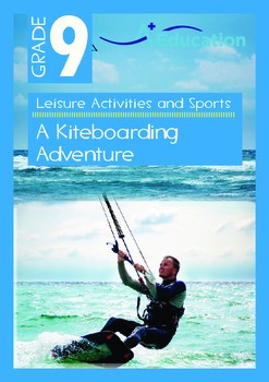 Leisure Activities and Sports - A Kiteboarding Adventure -