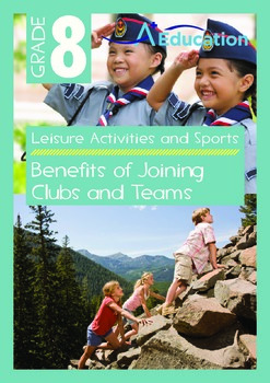 Leisure Activities and Sports - Benefits of Joining Clubs