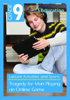 Leisure Activities and Sports - Tragedy for Man Playing an