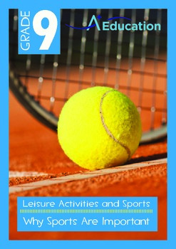 Leisure Activities and Sports - Why Sports Are Important -