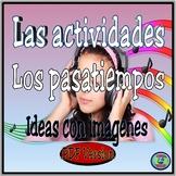 Leisure Activity Photo Images .PDF -  Las imágenes de los pasatiempos