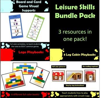 Leisure Time Bundle Pack