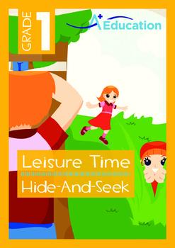 Leisure Time - Hide-And-Seek - Grade 1