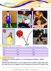 Leisure Time - Jenna is Learning to Play Basketball - Grade 2
