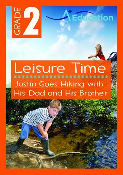 Leisure Time - Justin Goes Hiking with His Dad and His Bro