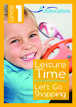 Leisure Time - Let's Go Shopping - Grade 1