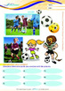 Leisure Time - Soccer Fun on Saturday - Grade 2