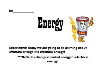Lemon Battery Energy Science Lab