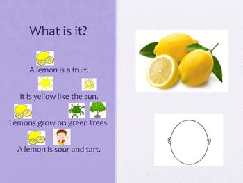 Lemon Experiment