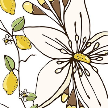 Lemon Fresh Clip Art Summer Sunshine Lemon Tree Food Clipart