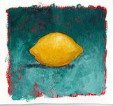Lemon Lesson-Using Lemons for Descriptive Writing
