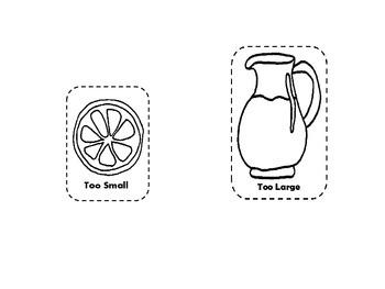 Lemon Squeeze~Math Night Spring/Summer Themed Make & Take