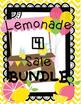 Lemonade 4 Sale Bundle