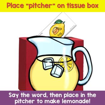 Lemonade Articulation- 360+ Articulation Cards