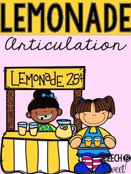 Lemonade Articulation