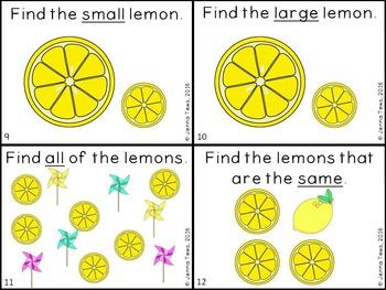 Lemonade Basic Concepts