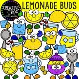 Lemonade Buds: Summer Clipart {Creative Clips Clipart}