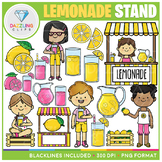 Lemonade Clip Art / Lemonade Stand