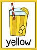 Lemonade Color Posters